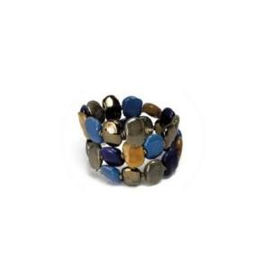 Bracelet Plat Lapis