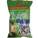 Chips pomme de terre bleue