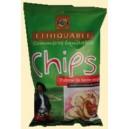 Chips pomme de terre rouge