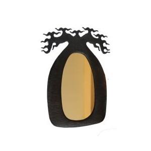 Miroir Baobab Tronc - Petit Modèle