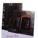 Miroir Rectangle - Petit Modèle (20x30)