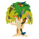 Puzzle Arbre à oiseaux d'Australie